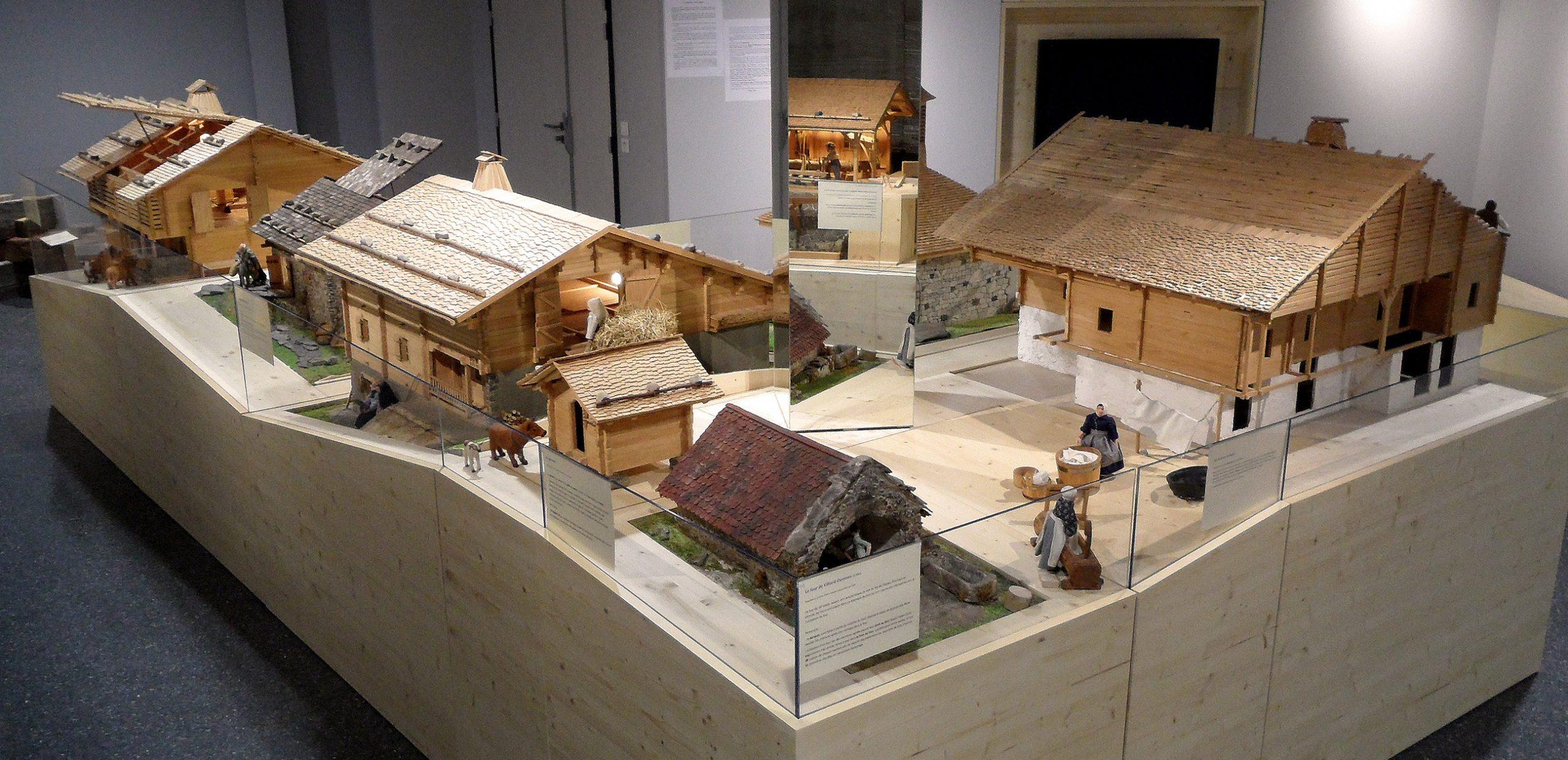 galerie d'exposition